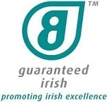 Galanta Jewellery guaranteed Irish logo. Handmade Irish Jewellery