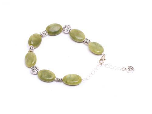 Oval Connemara Bracelet